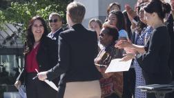 Asm. Rubio thanks fellow speaker